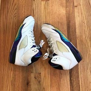 Jordan 5 Grape - Size 11